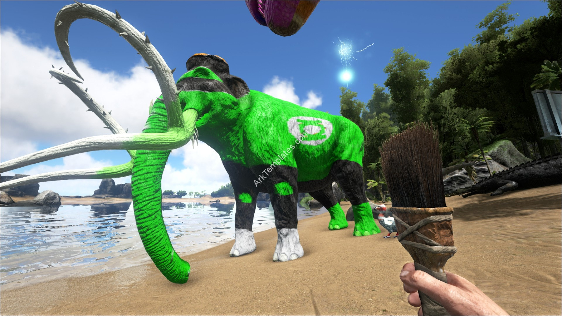 Green Mammoth