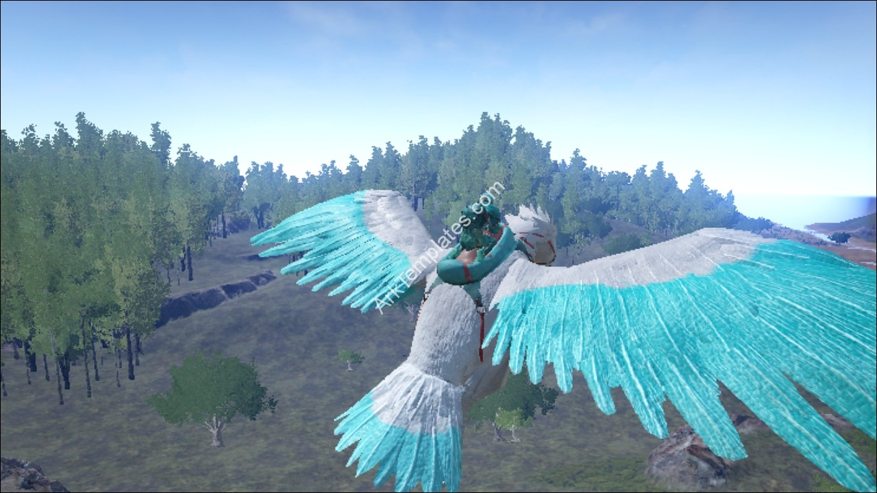 How To Make Cyan Paint In Ark