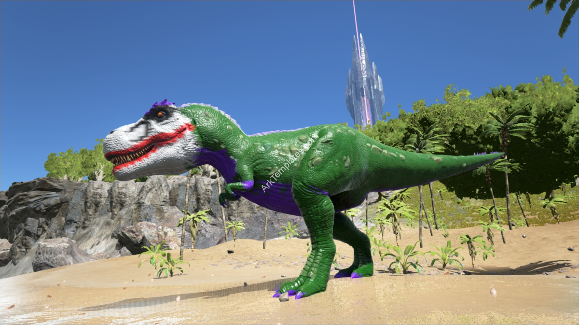 Joker Rex Arktemplates Exclusive Ark Templates