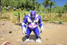Blue Power Ranger Big Foot – ArkTemplates Exclusive