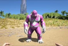 Pink Power Ranger Big Foot – ArkTemplates Exclusive