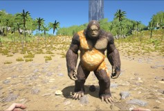 Caveman Big Foot – ArkTemplates Exclusive