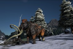 Natwood Mammoth