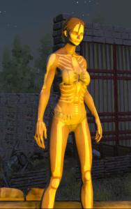 Skeleton 2