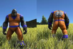 Giganto Goku