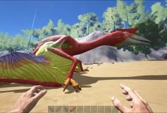 Parrot Quetzal