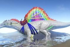 Rainbow Spino