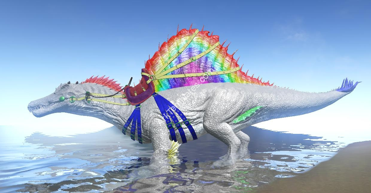 Download link rainbow spino character bp c