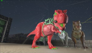 undead rex