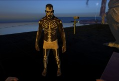 Male Skeleton – ArkTemplates Exclusive