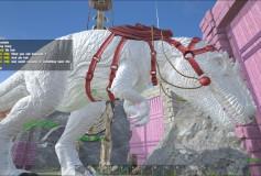 Albino Giganotosaurus
