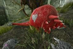 Red Heart Doedicurus