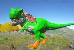 Yoshi the Rex