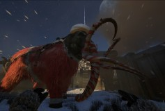 Santa Mammoth (hat not included)