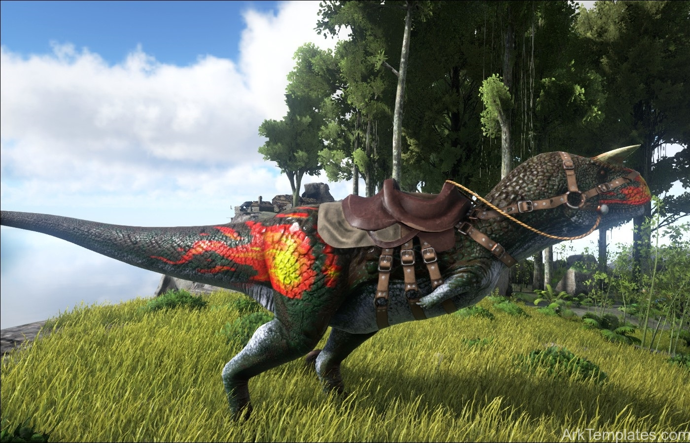 Carnotaurus - Official ARK: Survival Evolved Wiki