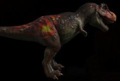 T-Rex Flames