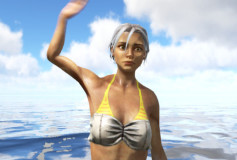 Female Two Piece Swimsuit