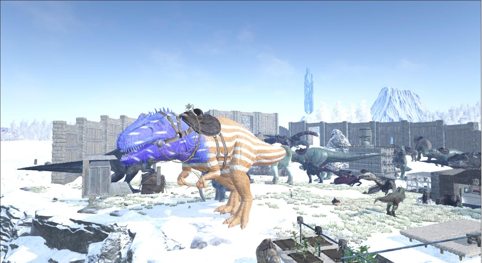 american-giganotosaurus