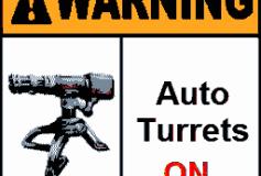 Auto Turret On