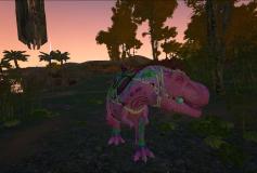 Pink-Pastel Rex
