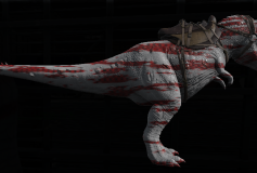 Red Stripes Rex
