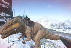 Tiger GIganotosaurus Warpaint