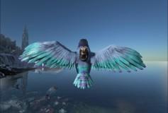 Sky Purple Argent