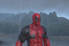 Deadpool Male Skin