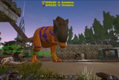Greymon Rex