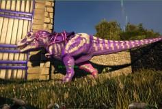Two-tone Skeleton Rex