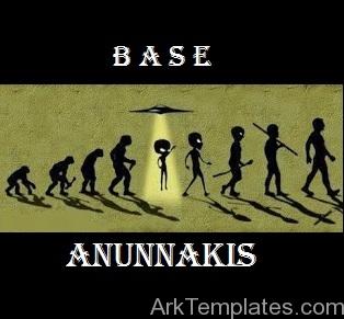 annunakis-base