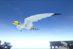 Seagull Dimorphodon