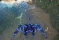 Quetz Azul