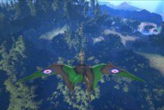 RAF Camouflage Quetzel
