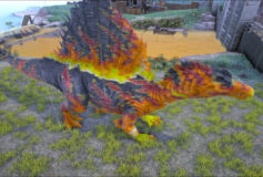 Spino on Fire