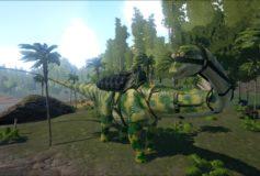 Camo Diplodocus