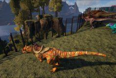 Allosaurus Camouflage