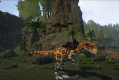 Leopard Allosaurus