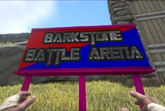Barkstone Battle Arena