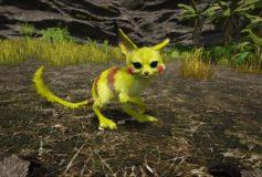 Pikachu Jerboa X