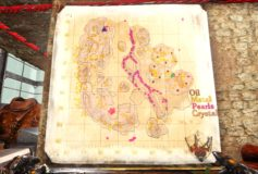 Resources Map – Scorched Earth
