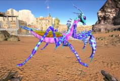 Fantasy Mantis