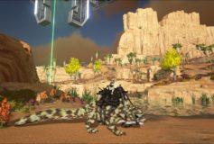 Desert Camo Thorny Dragon