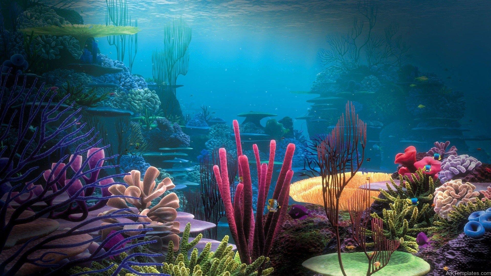 Underwater Theme Billboard