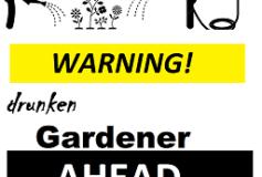 Drunken Gardener