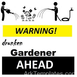 drunkengardener