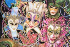 Masquerade Flag