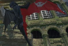 Toothless Fire Wyvern