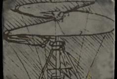 Da Vinci's Air Screw