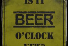 Beer Sign 3